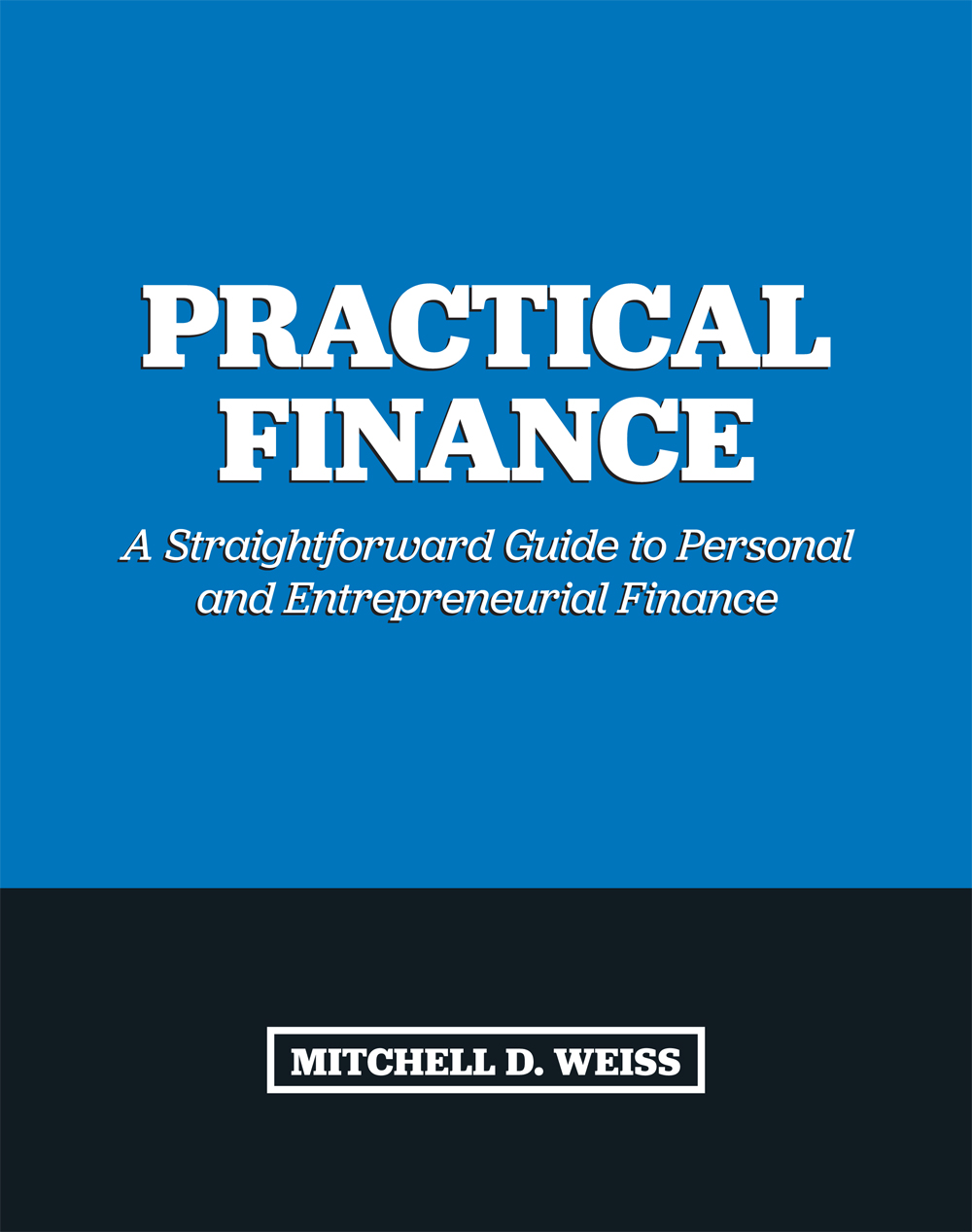 Practical Finance Cover