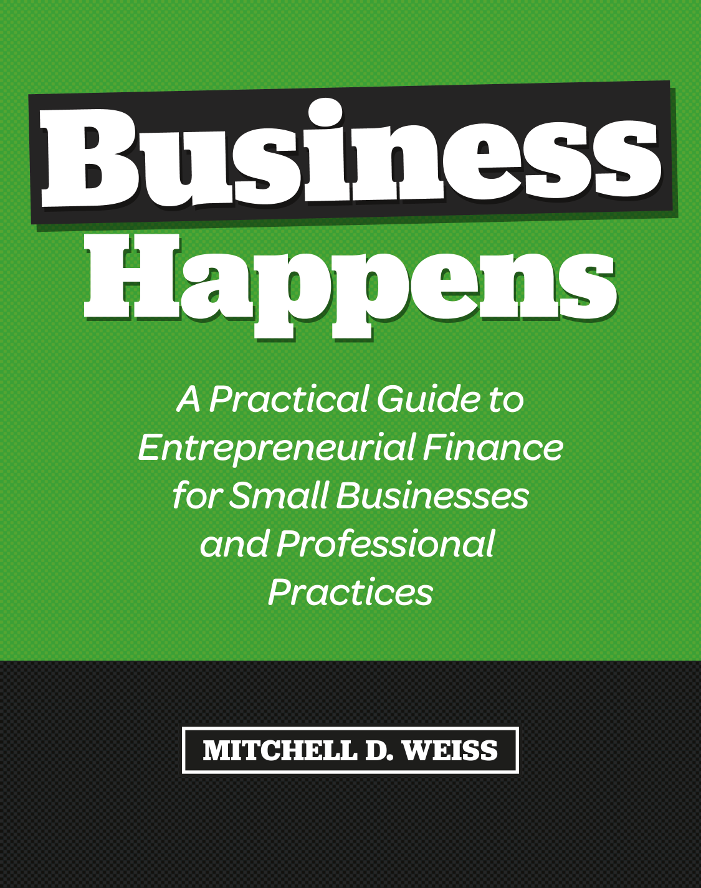 Business Happens Cover