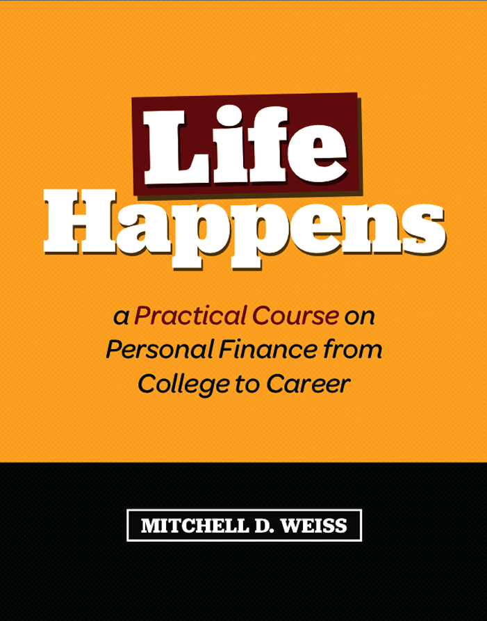 Life Happens Coursebook Cover