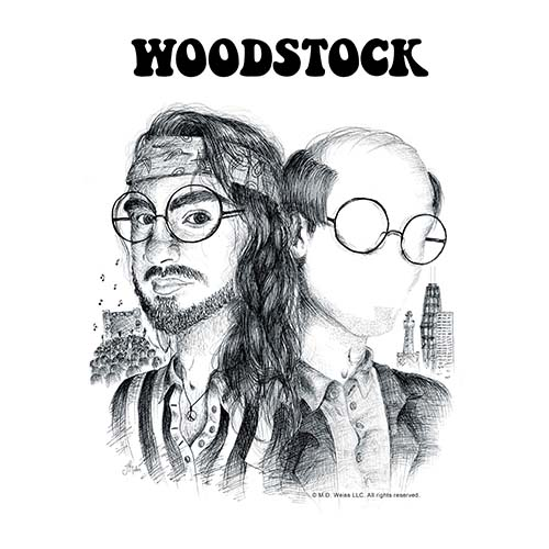 Woodstock cover art