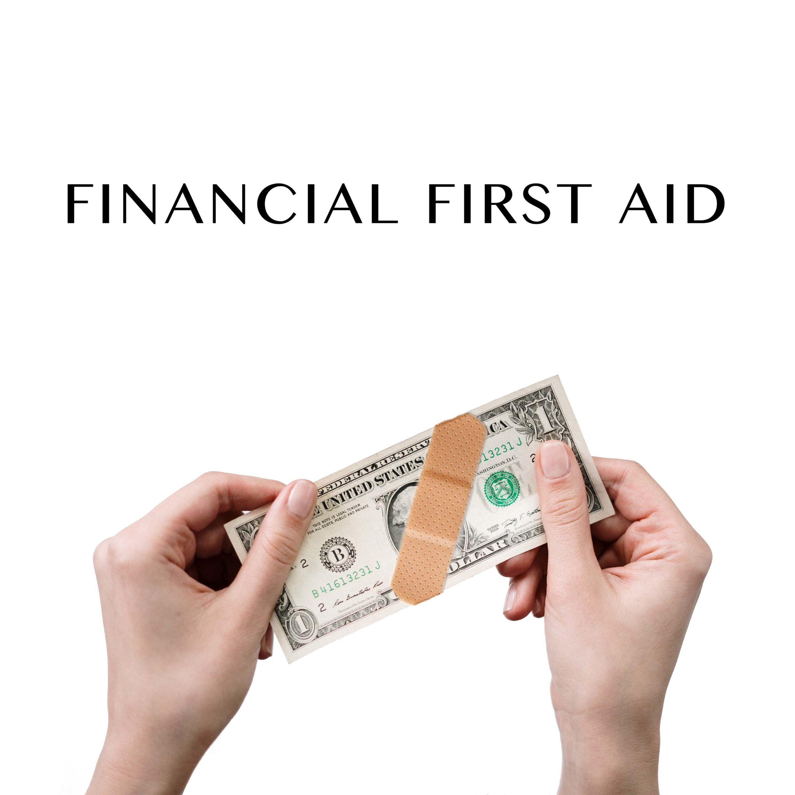Financial First Aid cover art